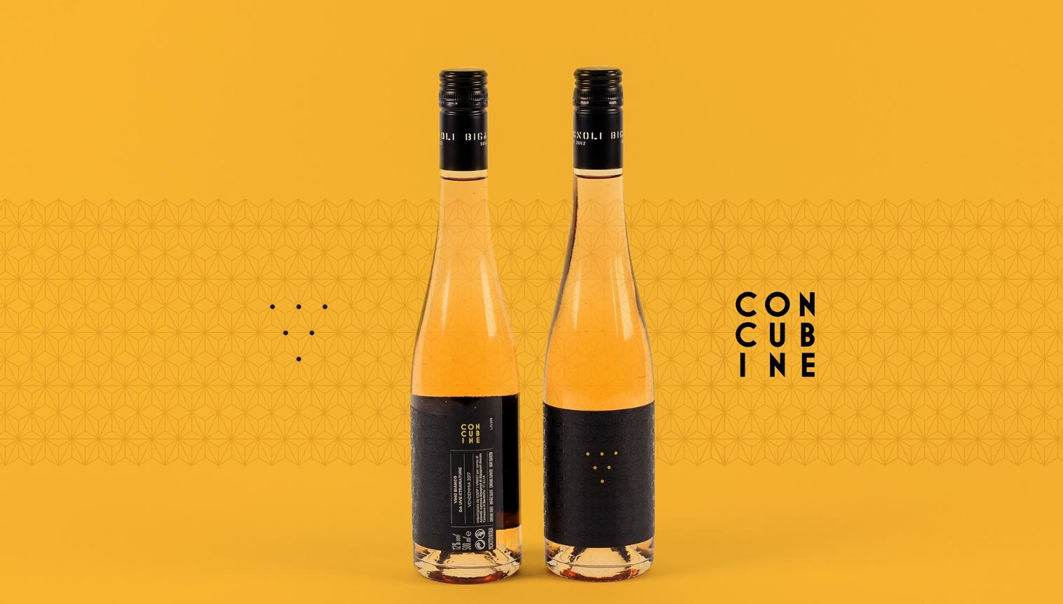 Concubine vino bianco da uve stramature
