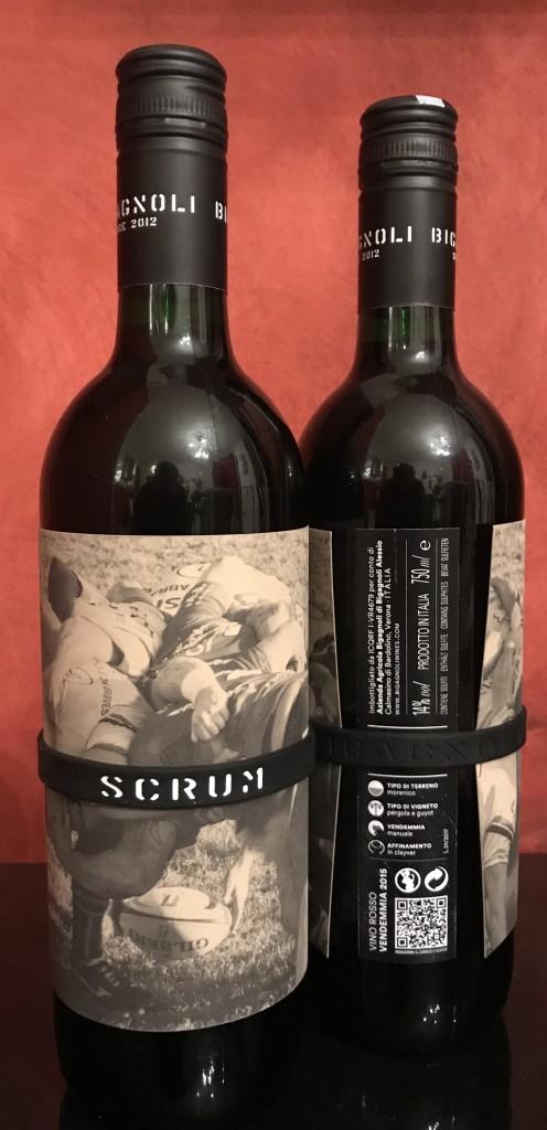 Scrum Vino Rosso